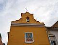 Part superior de la façana de l'ermita dels Dolors de Sagunt.JPG