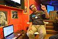 Parthasarathi Banerjee - New Article Evaluation Method Discussion - Bengali Wikipedia Meetup - Kolkata 2015-10-11 6000.JPG