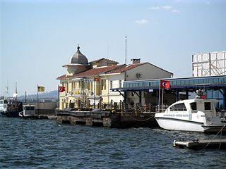 Pasaport Ferry Terminal ferry terminal in İzmir, Turkey