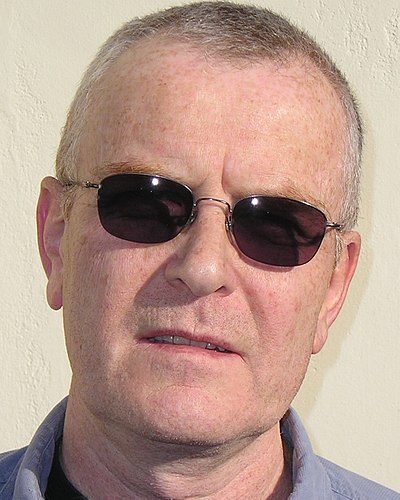 Picture of an author: Pat Condell