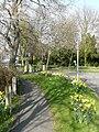 Path Near Beddington Park - geograph.org.uk - 1208940.jpg