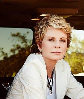 Patricia Cornwell American crime writer