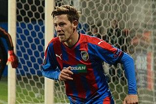 Patrik Hrošovský Slovak soccer player