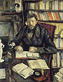 Paul Cézanne - Gustave Geoffroy - Google Art Project.jpg