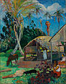 Paul Gauguin - The Black Pigs - Google Art Project.jpg