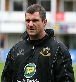 Paul Grayson - Northampton Saints vs Sale October 2009.jpg