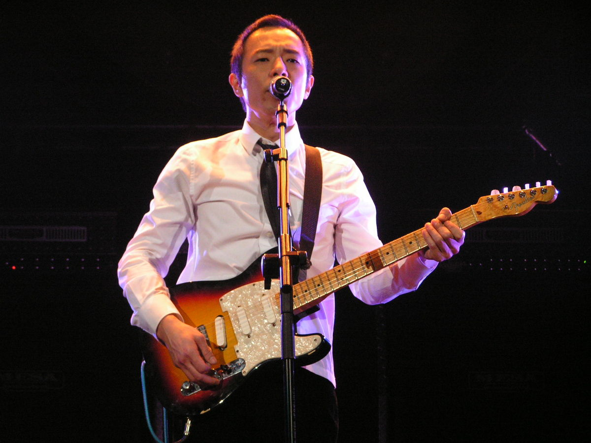 Paul Wong (musician) -...