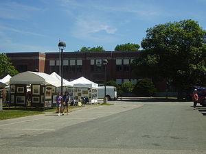 Southwest Harbor, Maine - Pemetic Elementary School