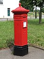 Penfold postbox, Woodhayes Road - Crooked Billet, SW19 - geograph.org.uk - 897636.jpg