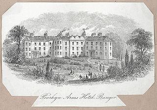 Penrhyn Arms Hotel, Bangor