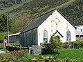 Pentre chapel and telephone box - geograph.org.uk - 1307541.jpg
