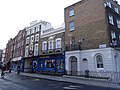 Percy Bysshe Shelley and Mary Shelley 87-89 Marchmont Street London WC1N 1AL (Marchmont Association).jpg