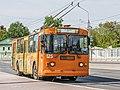 Perm asv2019-05 img18 trolley at Razgulay stop.jpg