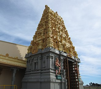 Hinduism in Australia - Image: Perth sivan koyil