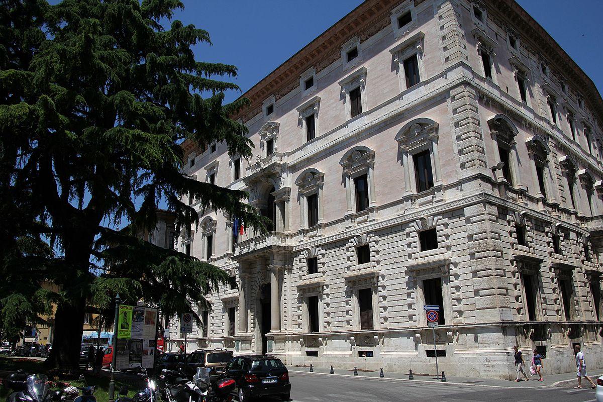 Palazzo Cesaroni Wikipedia
