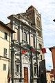 Pescia, Duomo, facciata 04.jpg