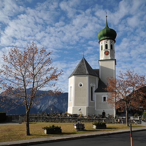 Pfarrkirche Bartholomäus in Bartholomäberg 1