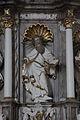 Pfarrkirchen, Wallfahrtskirche Gartlberg, pulpit 011.JPG