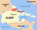 Ph locator albay malinao.png