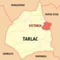Ph locator tarlac victoria.png
