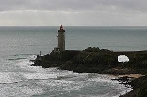 Plouzané - Petit Minou lighthouse
