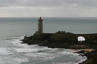 Plouzané - Petit Minou lighthouse