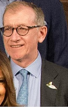 Philip May en 2017.