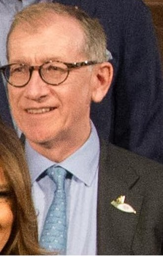 Spouse of the Prime Minister of the United Kingdom - Image: Philip May