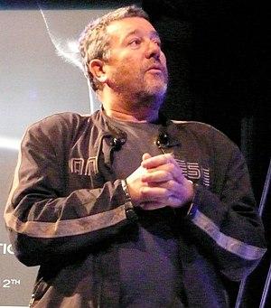 Philippe Starck at Le Web '07 in Paris.