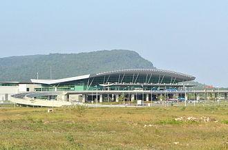 Phu Quoc International Airport - Image: Phu Quoc International Airport