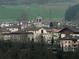 Piario – Veduta