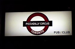 Piccadilly Circus Pub Sign in Toronto (97371127).jpg