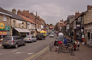Pickering, North Yorkshire Market town and civil parish in North Yorkshire, England