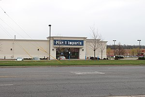Pier 1 Imports - Image: Pier 1 imports Pittsfield Twp