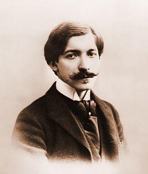 Pierre Louÿs - Image: Pierre Louÿs, portrait