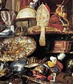 Pieter Boel - Large Vanitas Still-Life (detail) - WGA02333.jpg