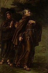 Het mirakel van de heilige Johannes van Capestrano
