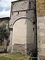Pieve di santa giulia a caprona, ext. resti del transetto.JPG