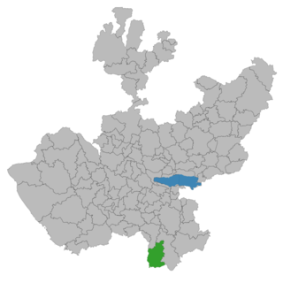 Pihuamo Municipality and city in Jalisco, Mexico