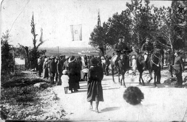 PikiWiki Israel 414 Jewish Legion הגדודים העבריים