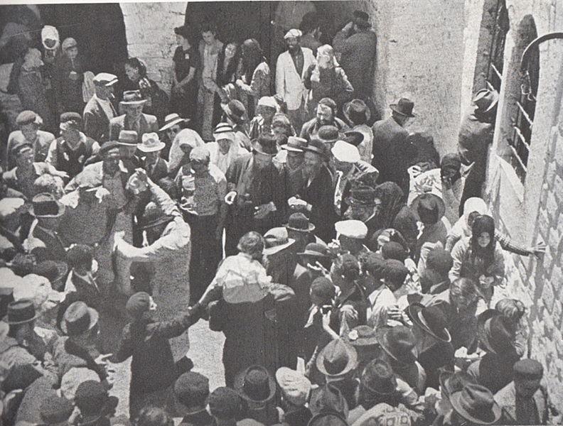 הילולת ר' שמעון בר יוחאי במירון