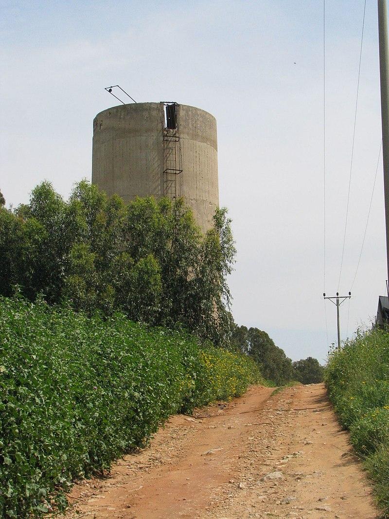מגדל המים באילנות