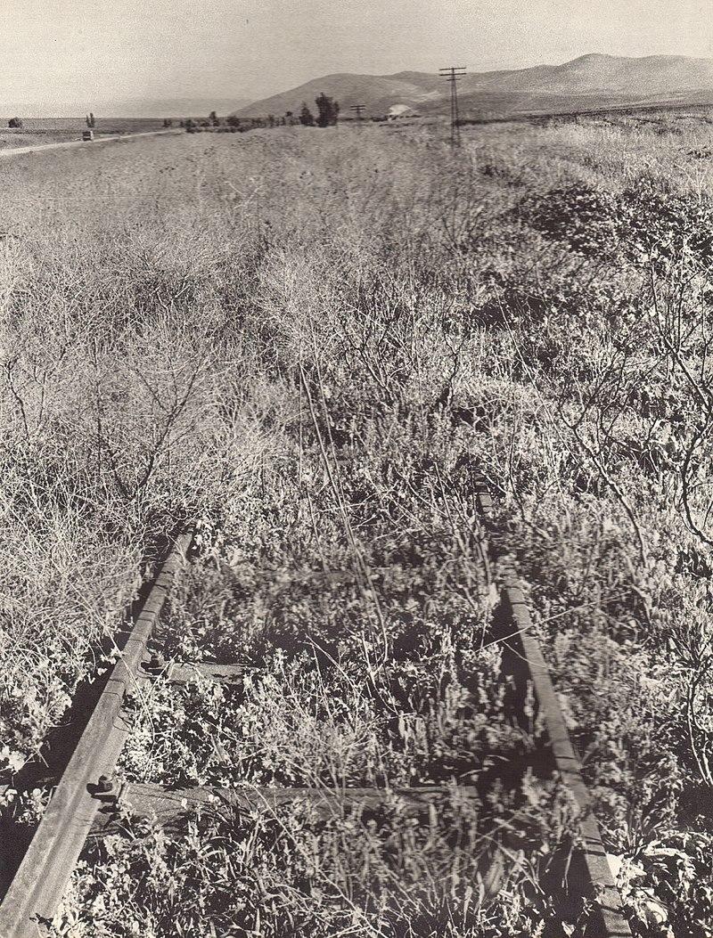 מסילת רכבת העמק