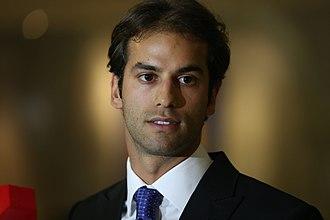 Felipe Nasr - Felipe Nasr in August 2016