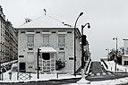 Place Martin-Nadaud (Paris), numéro 3 sous la neige 01.jpg