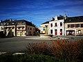 Place de la fontaine, Bonnat, Creuse, France.jpg
