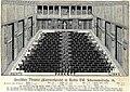 Plan de salle des Kammerspiele du Deutsches Theater.jpg