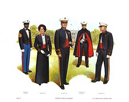 Mess dress uniform - Wikiwand