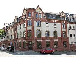 Äußere Reichenbacher Straße in Plauen