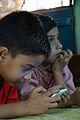 Play with Mobile Phone - Simurali 2014-03-09 9571.JPG